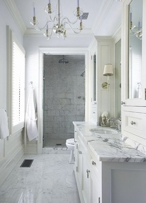 White Bathroom Storage Tower Foter