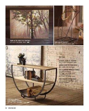 Wrought Iron Sofa Tables