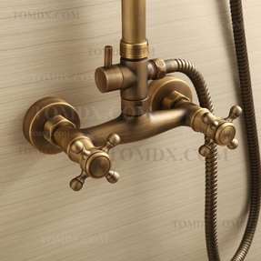 Antique Br Bathroom Fixtures Image And Candle