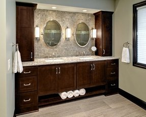 Bathroom Storage Tower Cabinet Foter