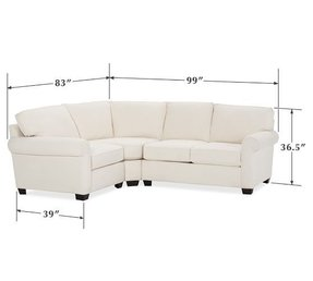 Curved Sectional Sofa / Couch - Ideas on Foter