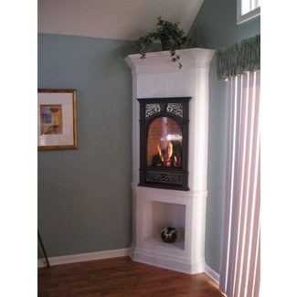 Corner Ventless Gas Fireplace Ideas On Foter