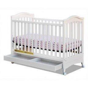 Crib Drawers Underneath