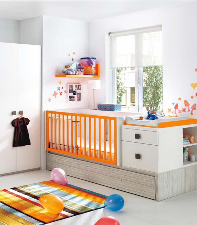 Crib With Storage Underneath