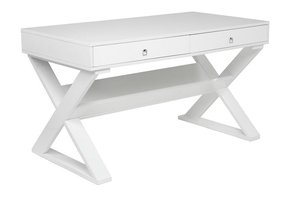 Cross Leg Table Foter