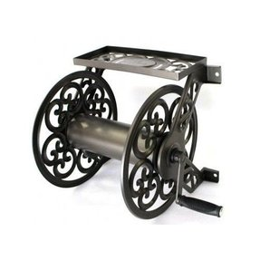 Decorative hose reels 17