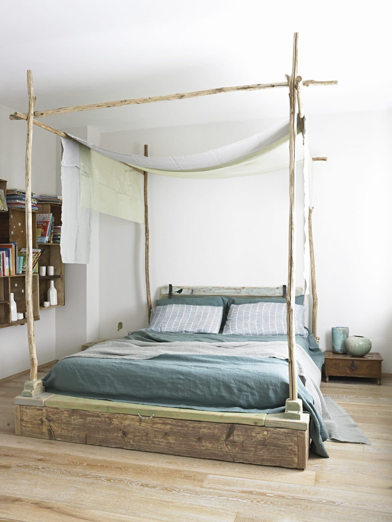 Diy canopy frame & Four Post Canopy Bed Frame - Foter