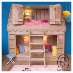 Doll house bunk beds 1