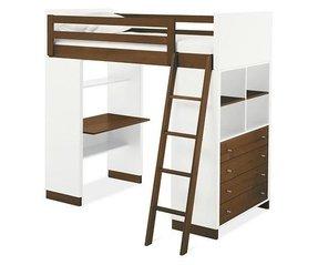 Dresser And Desk Combo