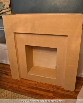 Fake Wall Fireplace Foter