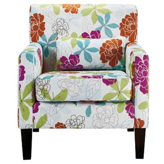 Floral Armchair From Homebase