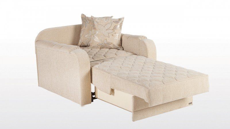 Fold Out Bed Chair
