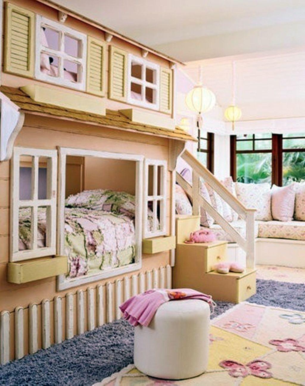 Girls Princess Bed