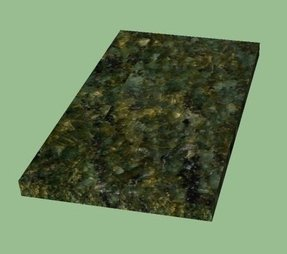Granite Cutting Board, Pastry, Meats, Fruits