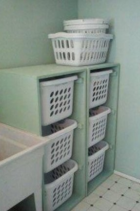 Hamper With Shelves Foter