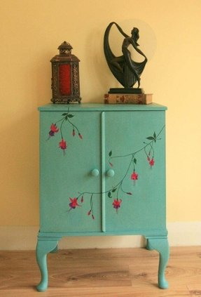 Hand painted furniture ideas