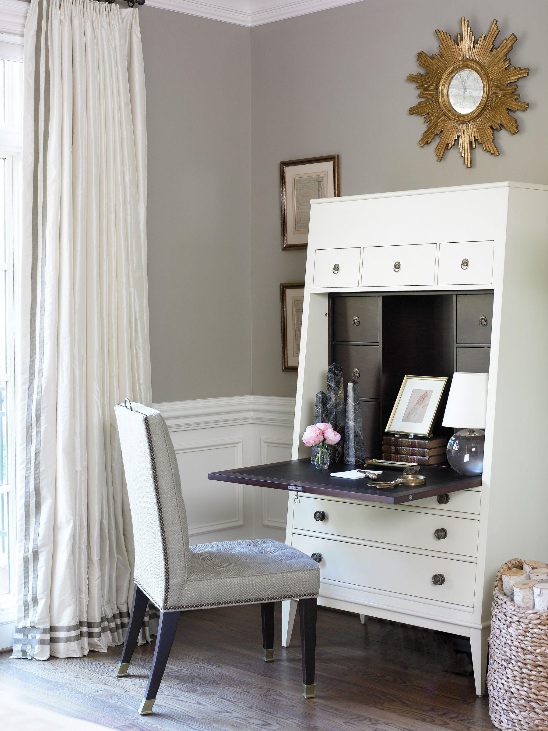 Hideaway Computer Desk