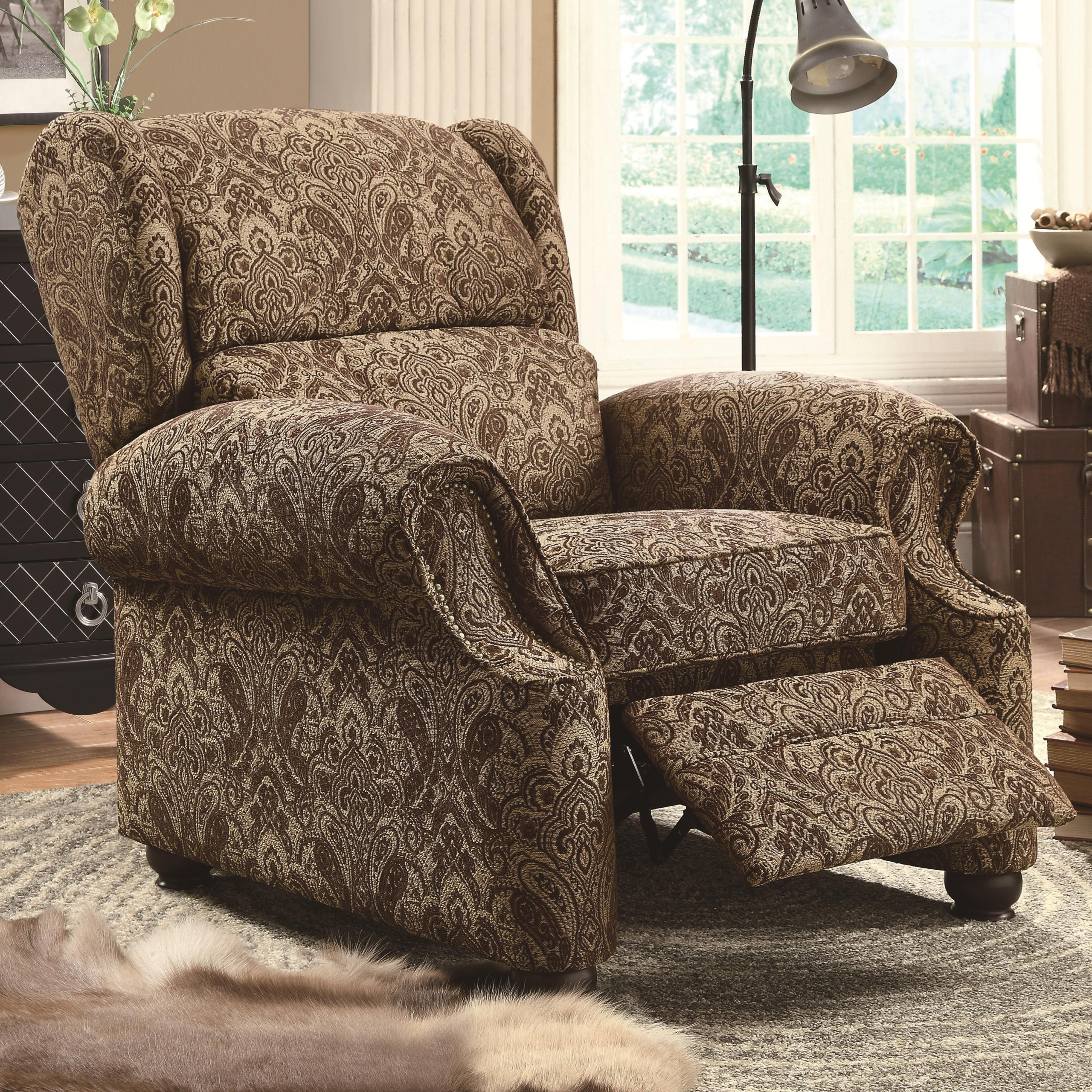 High Back Recliner Chairs