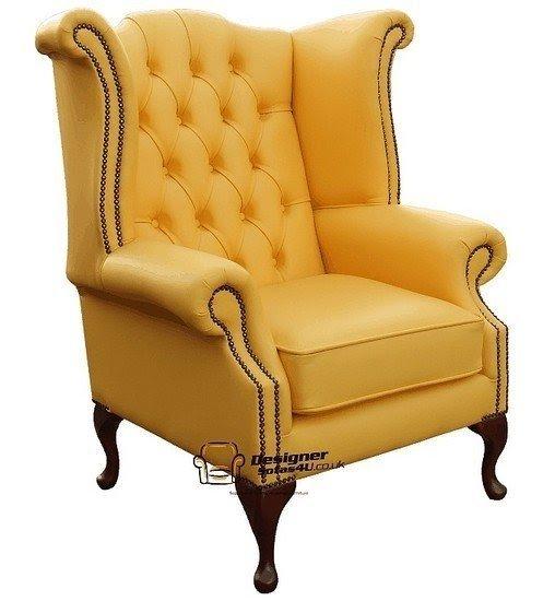 Beau High Back Reclining Chair