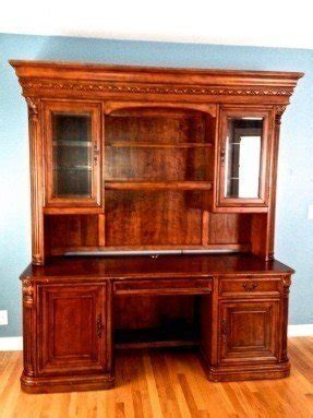 Hooker Furniture Painted Desk And Chair Seven Seas 1 Drawer