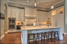 Granite kitchen island with seating foter for Large kitchen island ideas with seating