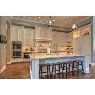 Granite Kitchen Island With Seating - Ideas on Foter