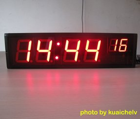 100 Large Digital Wall Clock Ideas On Foter