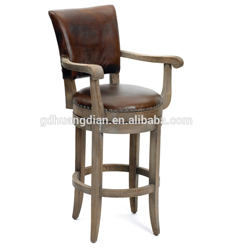 Leather Rustic Bar Stools Foter