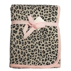 Leopard Print Baby Car Seat And Stroller