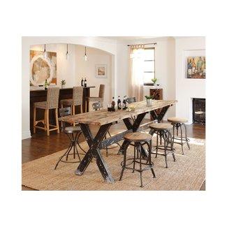 Long Pub Table 2