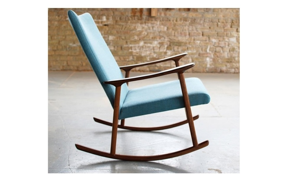 Attirant Modern Rocking Chair Nursery