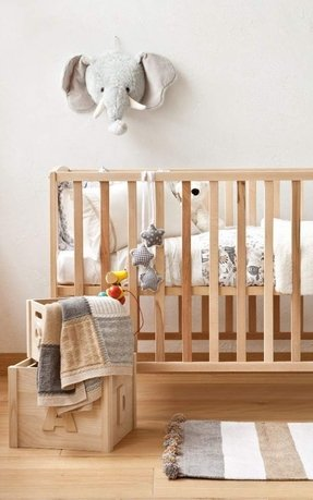 Natural nursery ideas