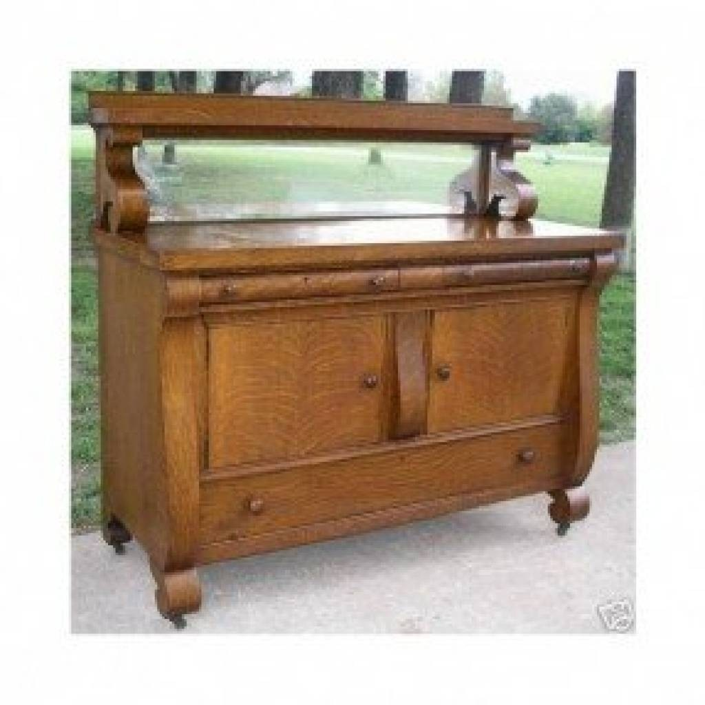 Oak Sideboards And Buffets 2