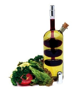 Olive oil and vinegar cruet 15