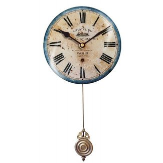 Or less wall clocks french hotel wall clock 6 by