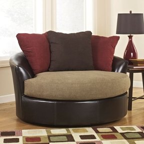 Incredible Oversized Swivel Cuddle Chair Double Sofa Bed And Large Ibusinesslaw Wood Chair Design Ideas Ibusinesslaworg