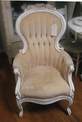 Parlor chair 1