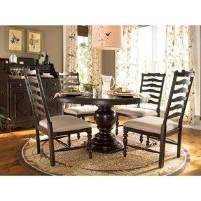 Paula Deen Pedestal Dining Table Ideas On Foter
