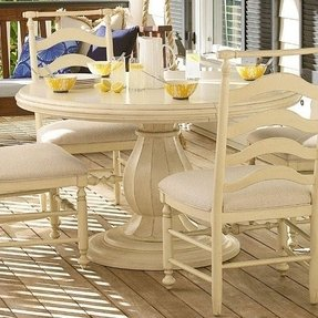 Paula Deen Pedestal Dining Table Ideas On Foter