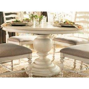 Paula Deen Pedestal Dining Table - Ideas on Foter