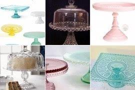 Pedestal cake plates & Pedestal Cake Plates - Foter