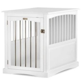 Pet crate end tables 3