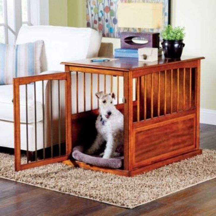 Pet Crate End Tables