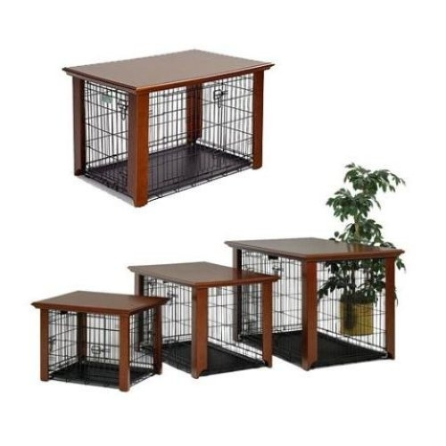 Pet Crate Table 1