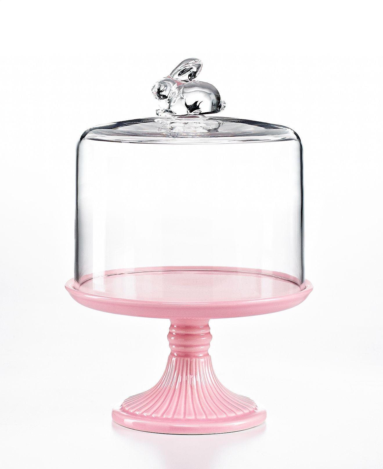Pink depression cake plate  sc 1 st  Foter & Pedestal Cake Plates - Foter