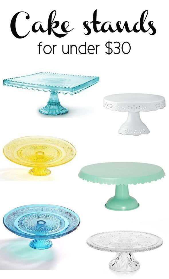 Pink depression glass cake stand  sc 1 st  Foter & Pedestal Cake Plates - Foter