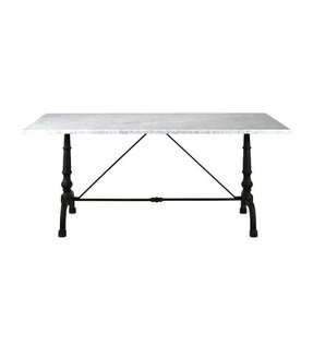 Rectangular bistro table 2