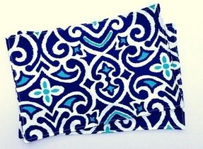 Royal blue placemats 20