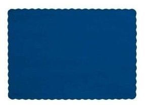Royal blue placemats 28