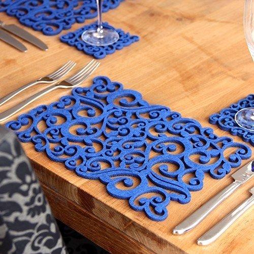 Royal Blue Placemats
